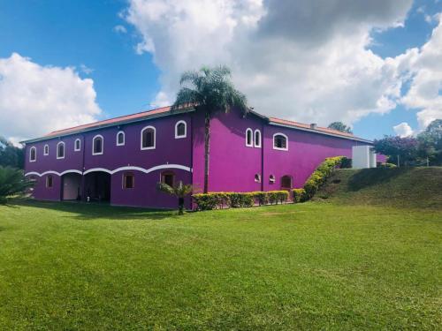 Vista Externa Casa Principal